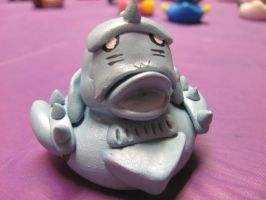 Alphonse Elric 2 Duck by spongekitty