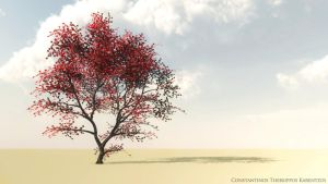 Cherry tree by CThersippos
