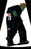 Dr. Jekyll And Mr. Hyde by zAidoT
