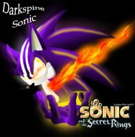 Darkspine Sonic by SonicGod