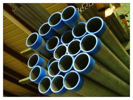 Pipes pipes pipes... by twillux