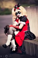 Where is Joker? by OneDeviousKitty