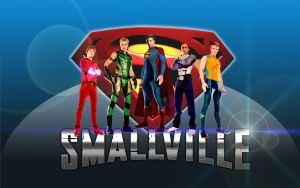 Smallville by sammy8a