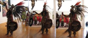 Free Aztec Dancer stock pack 4 by tursiart
