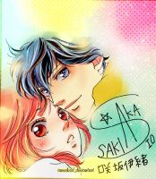 Ao Haru Ride by IAMeikoD