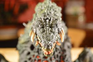 S.H Monsterarts - Biollante (4/10) Glare by GIGAN05