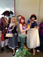 disney at izumicon by HikaruHrist