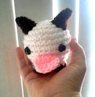 Crochet Amigurumi Poro LoL by StitchedLoveCrochet