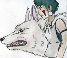 Wolf Girl by Hatters-Workshop