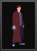 The Tenth Doctor by jdshepherd
