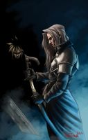 S. and C. by Deadrustedtree