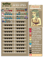 .: PV: Heart Chart Florice :. by Leiriope