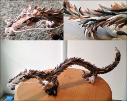 Spikescale Dragon by Cyle