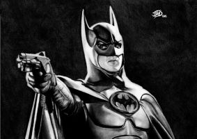 Juan A. Galeote Soriano Batman 1989 by Club-Batman