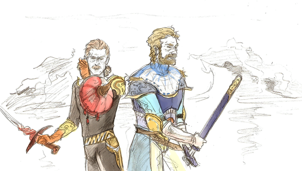 ff5 fags by style-xx