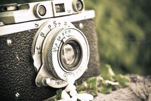 Just another vintage camera by Alessia-Izzo