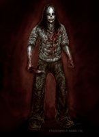 Jeff the killer by cinemamind