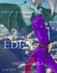 Eden, demon lord Orgo Demila by Cesar-Hernandez