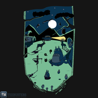 'Ghibli Forest' by criso by Teebusters