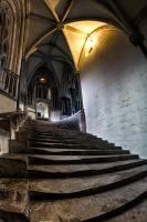 Upstairs by CharmingPhotography