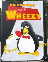 An Evening with Wheezy by cattybonbon