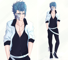 Grimmjow by hisonae