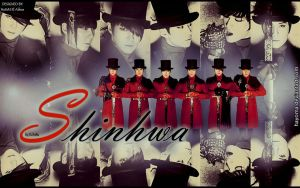 Shinhwa , Korean Band by Hayoma