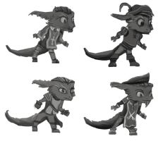 Muskateer Concepts by StormAndy