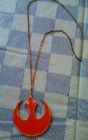 Rebel Alliance Pendent by LadyIlona1984