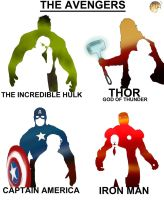 THE AVENGERS! (COMPLETE) by Ynnck