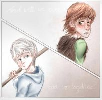 And Will We Ever... End Up Together by sjsaberfan