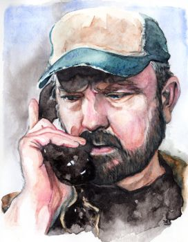 Bobby Singer by Threnody2