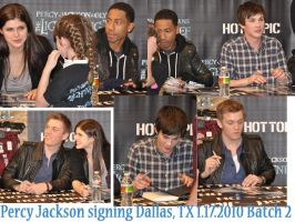 PJ signing pictures Two by DaveTheEdgeEvans