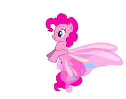 Pinkies Flying!? by PacificIslanderGirl