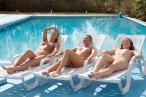 Poolside 01-01 by JaydeePhotos