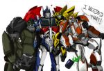 team prime by Miklche04