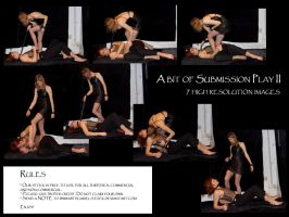 A bit of submission play II by Mithgariel-stock