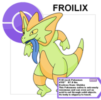 froilix by Cerulebell
