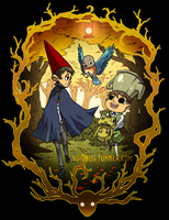 Over the Garden Wall by vapidity