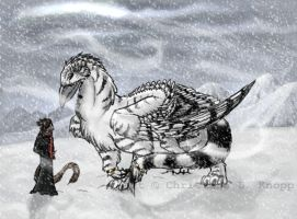 .Remember the Snow. by kiki-doodle