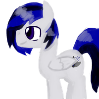 ((BRUSH COMMISSION)) Dub Hoofz by 0ColorPaint0