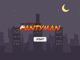 The (Slightly Perverted) Adventures of Panty Man by ehcs
