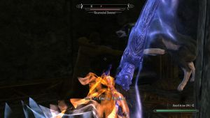 skyrim what are you doing? by cynderplayer
