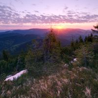 Carpathian sunrise 2 by KARRR
