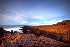 Giant's Causeway V by Inarita