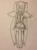 Kin's New Outfit! by Winged-CatGirl-Kin