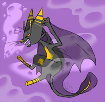 Batcat (for Moql) by anteatr