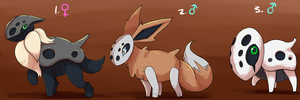 PKMNation: Sera/Castle Clutch 2 [CLOSED] by garbagekeeper