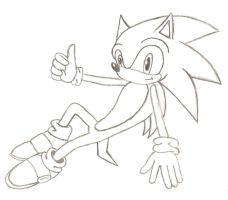 sonic is awesome by roxas-n-knux-luver