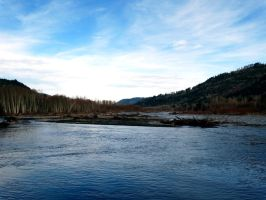 North Fork river 2 by ObnoxiousNox